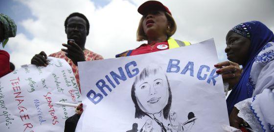secuestro jovenes Nigeria 2014
