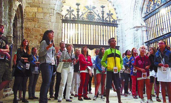 colegiata Santa Maria Burgos