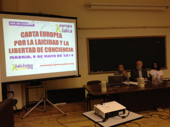 Carta Europea presenta Madrid 2014