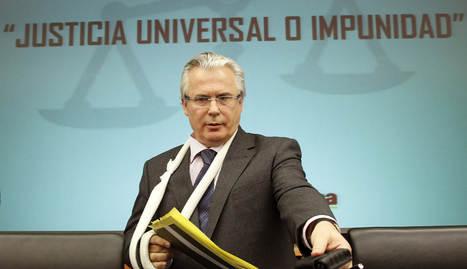 Baltasar Garzón  justicia universal 2014