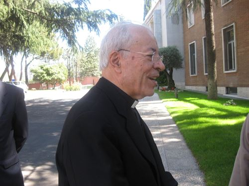 cardenal Manuel Monteiro