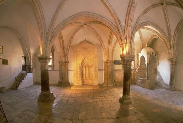 cenaculo Jerusalén