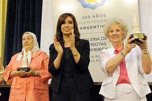 Estela de Carlotto abuelas de Plaza Mayo