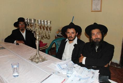 Toiras Jesed judios ultraortodoxos
