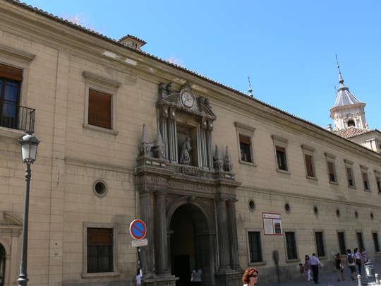 hospital de San Juan de Dios en Granada