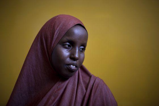 mujer Somalia