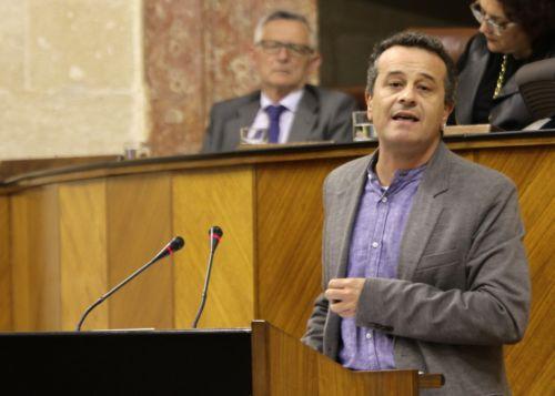 Jose Antonio Castro parlamentario IU