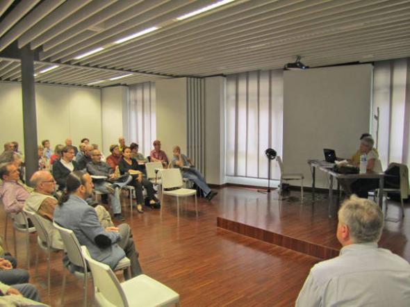 Presenta Carta Europea Valencia 2014