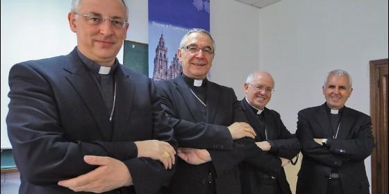 Obispos gallegos
