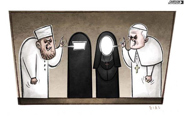 machismo-religion