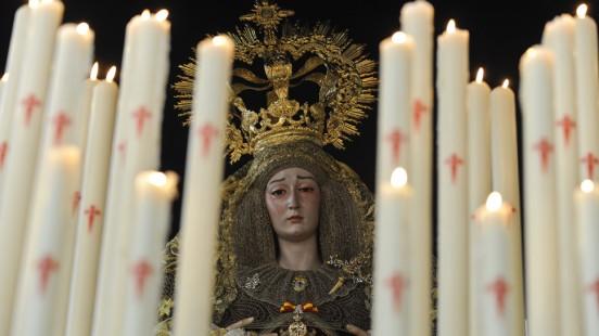 Virgen Amargura Granada