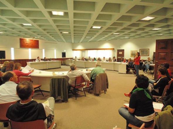 Por la Universidad Laica en la UNL Pampa debate