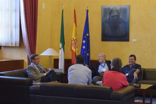 Mezquita de Córdoba en el Parlamento
