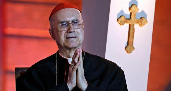 cardenal Bertone