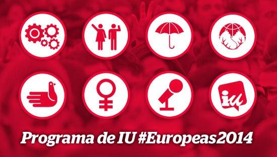 programa Europeas IU 2014