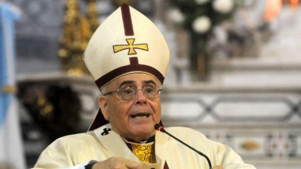 José Luis Mollaghan arzobispo