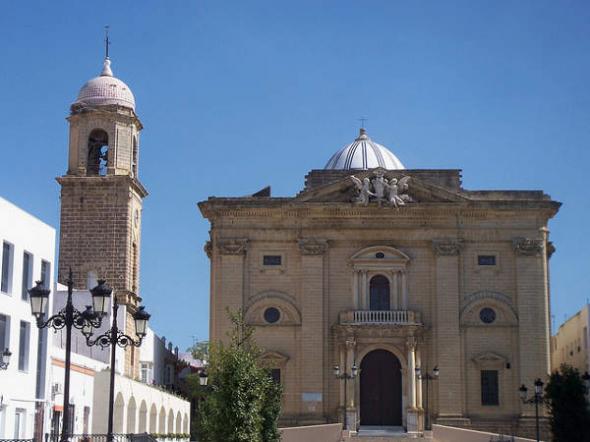 Iglesia Mayor San Juan Bautista Chiclana