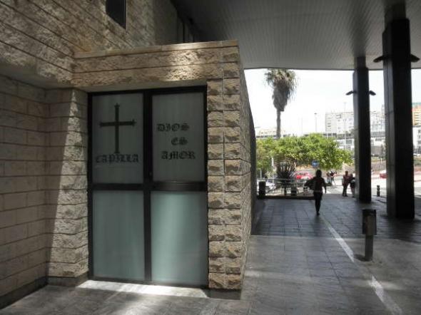 Capilla hospital Gran Canaria 2014