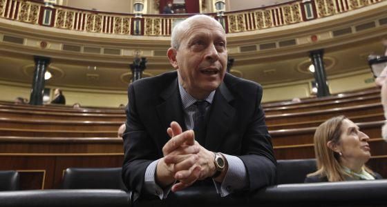 Wert ministro Educación PP en el Congreso