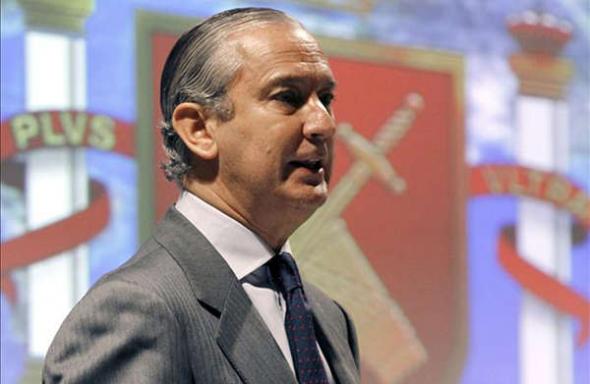 Mesa director General Guardia Civil 2014