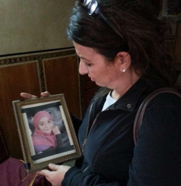 activista anti ablación Egipto 2014