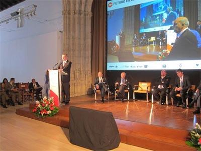 Gallardón ministro Justicia en Granada 2014