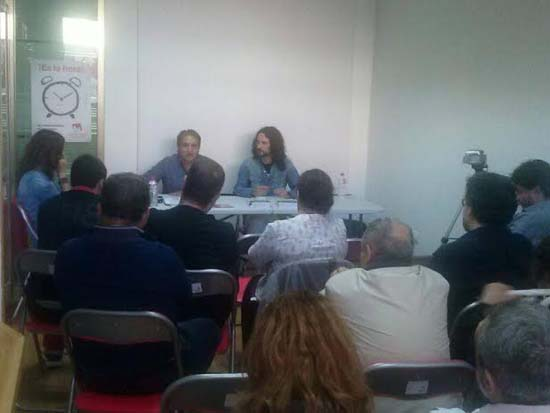 conferencia Paco Delgado Alcázar 2014