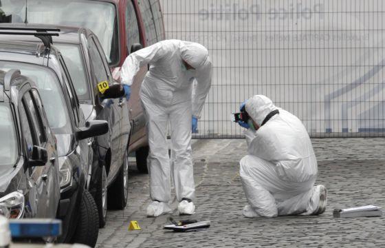 atentado antisemita Bruselas 2014