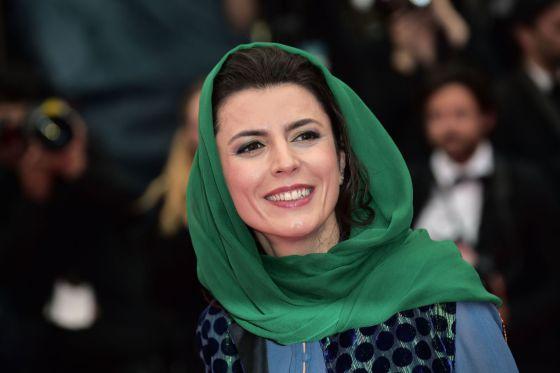actriz Leila Hatami Irán