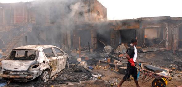 ataque islamista Nigeria 2014