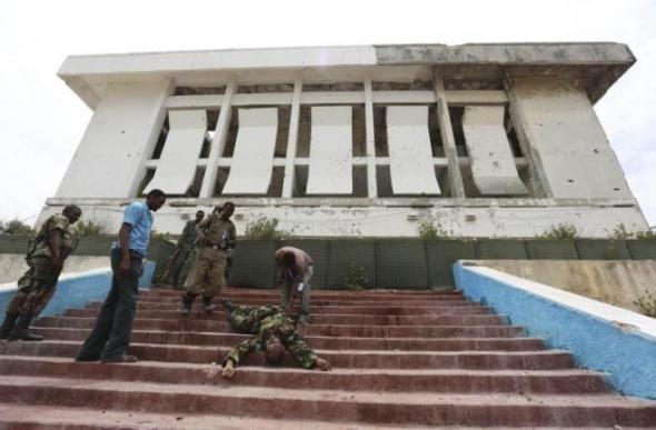 ataque Parlamento Somalia 2014
