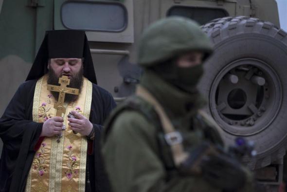 pope ortodoxo Ucrania
