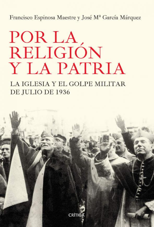 Libro Por la religión y la patria