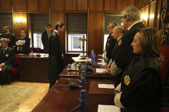 juramento jueces Albacete 2014