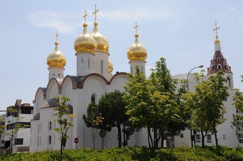 iglesia ortodoxa Madrid