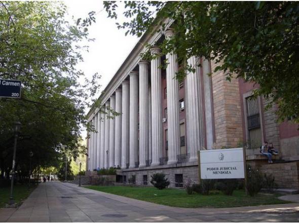 Palacio justicia Mendoza