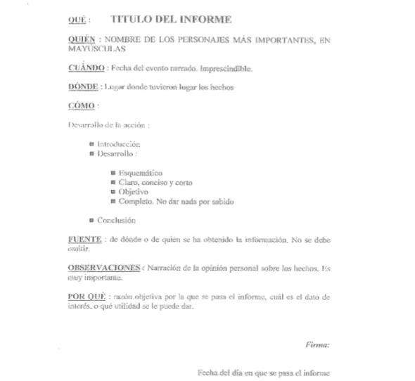 informe El Yunque