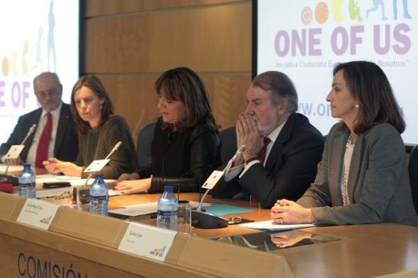 Mayor Oreja presenta campaña antiaborto