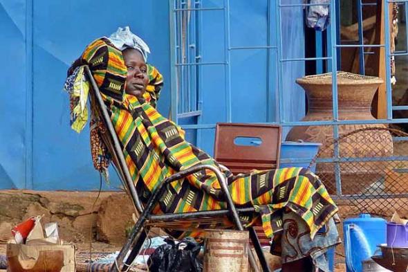 mujer Nigeria