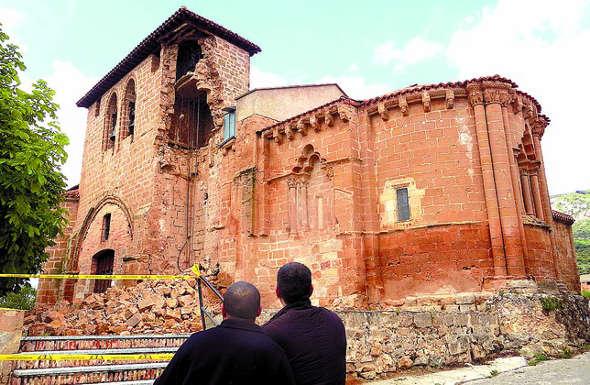 iglesia Navas de Bureba
