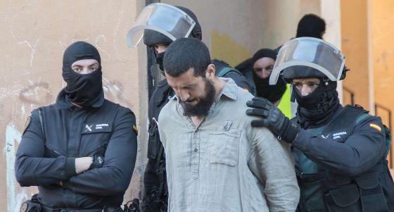islamistas detenidos Melilla 2014