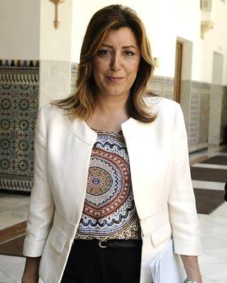 Susana Diaz presidenta andaluza
