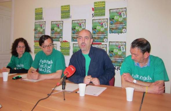 Escuela Pública Laica Castilla y León 2014