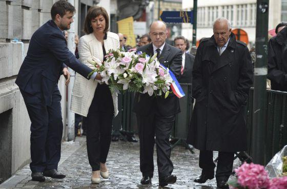 ceremonia atentado museo judio Bruselas 2014