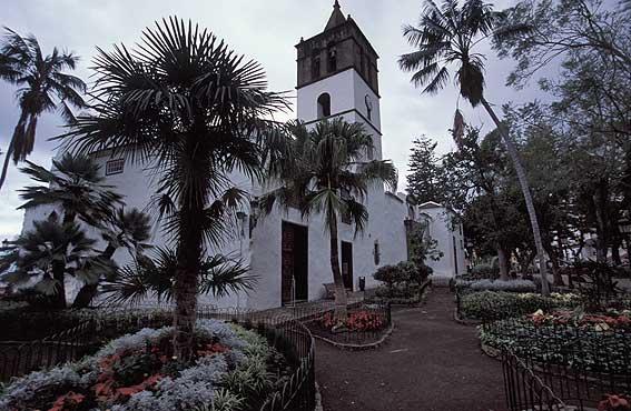 iglesia Icod Tenerife