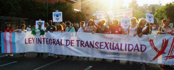 Ley transexualidad