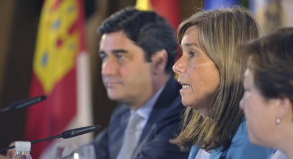 Ana Mato ministra Sanidad PP 2014