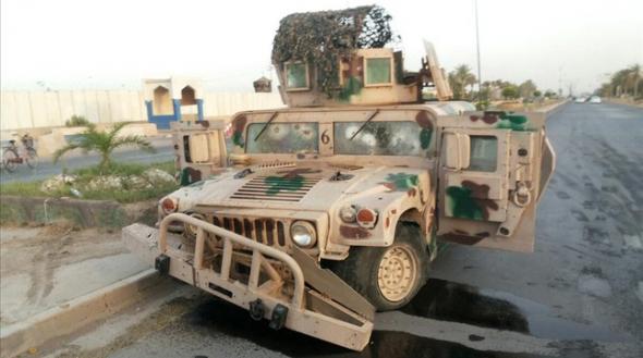 avance islamista Irak 2014
