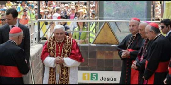 Ratzinger Valencia 2006