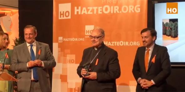 HazteOir premios 2014